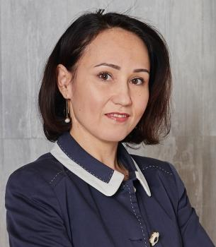 Ляйсан Мардамшина